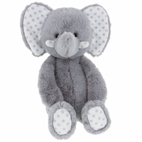 World's Softest Plush Elephant