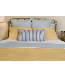 COOL RAYON FROM BAMBOO TEXTURED COVERLET