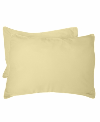 COOL WICKING RAYON FROM BAMBOO STANDARD SHAM SET
