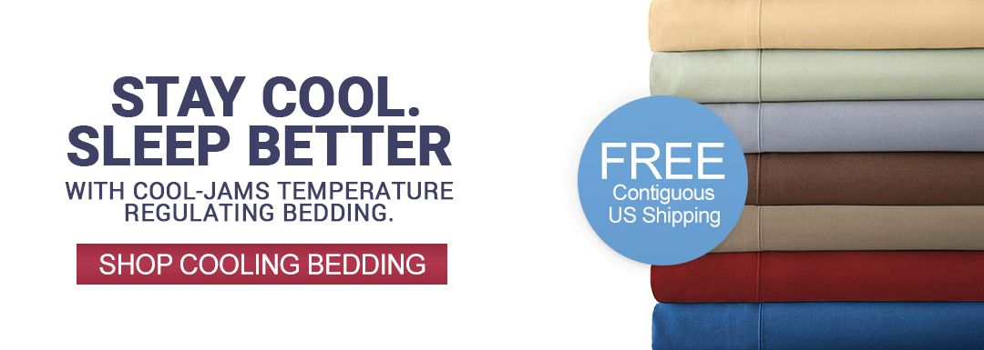 Bedding cooling, cool sheets, cooling pillow, cooling mattress pad