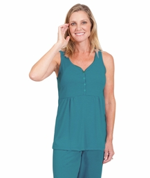 MIX AND MATCH MOISTURE WICKING BABYDOLL TOP