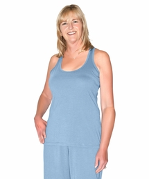 MIX AND MATCH MOISTURE WICKING RACER BACK TANK WITH EXTRA SUPPORT
