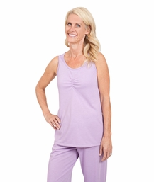 MIX AND MATCH MOISTURE WICKING TANK TOP WITH EXTRA SUPPORT
