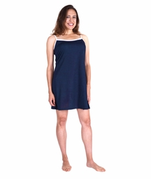 MOISTURE WICKING  CAMI STRAP NIGHTGOWN