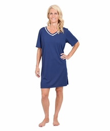 MOISTURE WICKING KRISTI  NIGHTSHIRT