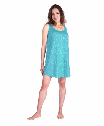 NEW MOISTURE WICKING SCOOP NECK NIGHTGOWN