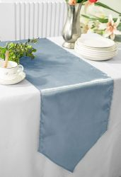 13.5 x 108 Satin Table Runners - 57 colors