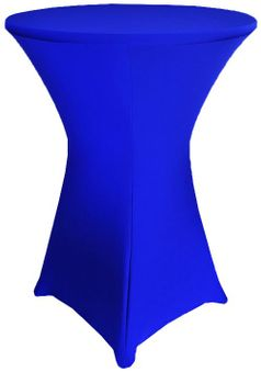"""36""""x 42"""" (200 GSM) Cocktail Spandex Table Covers (40 Colors)"""