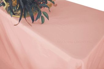 90 x 132 Heavy Duty(200 GSM) Rectangular Polyester Tablecloths (27 Colors)