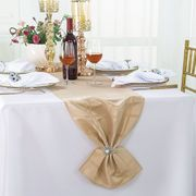 Plaid Jacquard Polyester Table Runners (6 Colors)