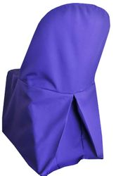 Polyester Folding Chair Cover - Regency 52363 (1pc/pk)