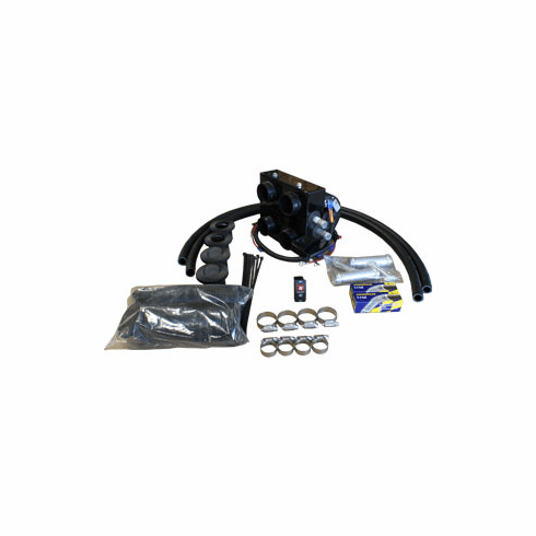 2010-2012 Polaris Ranger 800 Deluxe Cab Heater Kit with Defrost