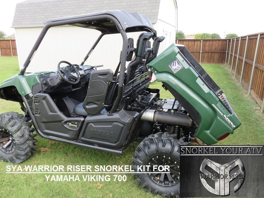 Sya Yamaha Viking 700 Warrior Snorkel Kit Side By Side