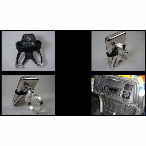 Billet UTV Ipod Mount