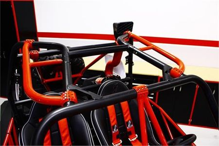 Body | Chassis | Cage