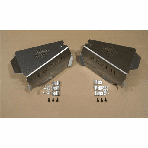 Can-Am Commander Front Cv Boot Guards