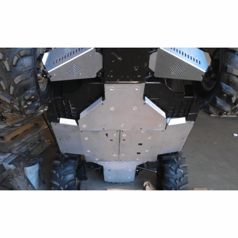 Can-Am Commander Full Belly Skid Plate Set