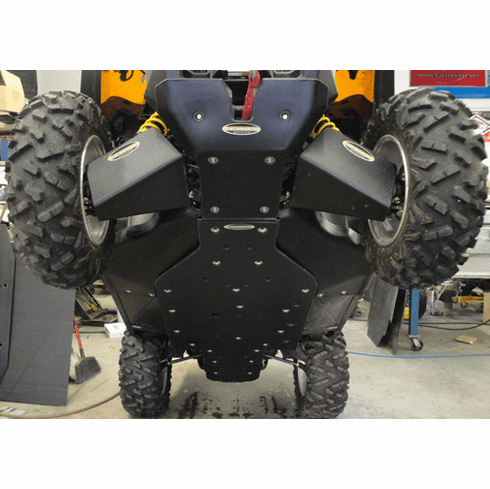 Can Am Commander Ultimate UHMW Skid Package