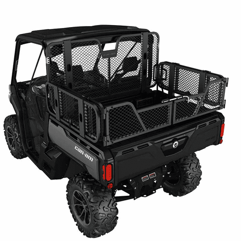 Can Am Defender Bed Wall Extender