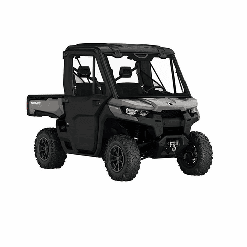 Can Am Defender Deluxe Xt Rigid Cab Enclosure Black 715003482