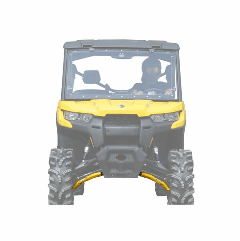 Can-Am Defender High Clearance Lower Front A-Arms YELLOW