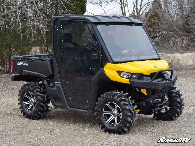 Super Atv Can Am Defender Poly Roof