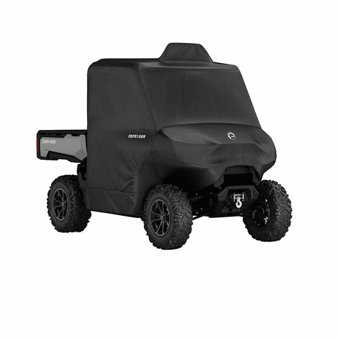 Can Am Defender Trailering Cover Black