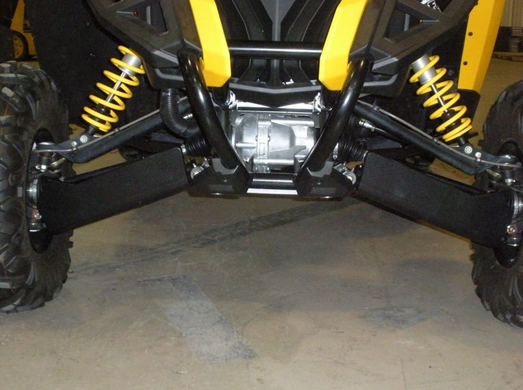 Trail Armor Can Am Maverick Impact Uhmw A Arm Cv Boot Guards