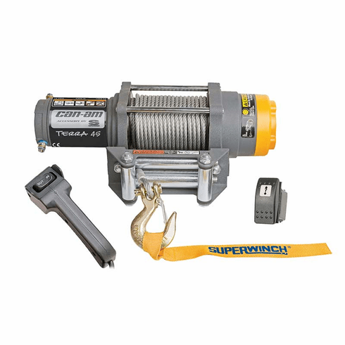 Can Am Maverick X3 - Can-Am Terra 45 Winch by Superwinch