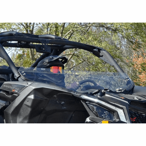 Can-Am Maverick X3 Half Windshield by SuperAtv