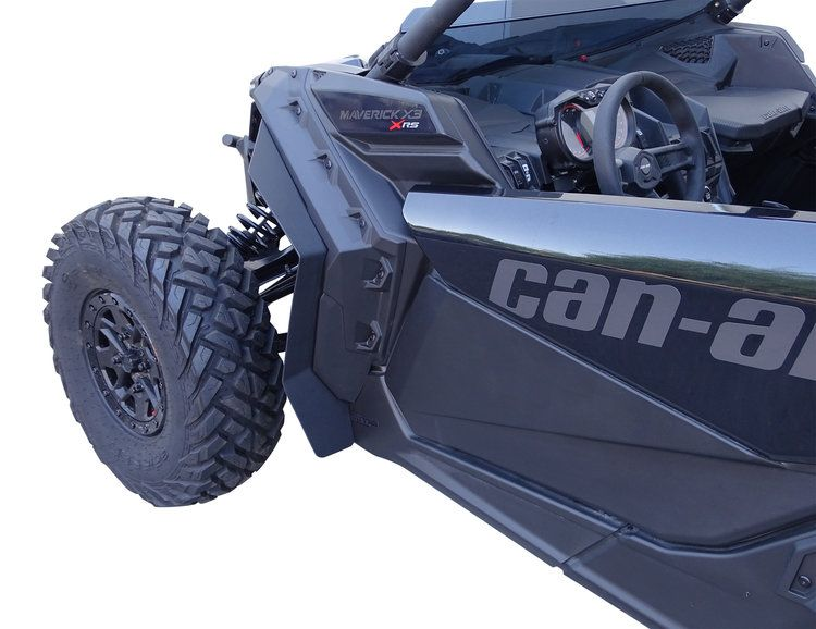 Can Am Maverick X3 Super Extended Fender Flares