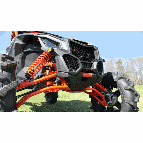 Can Am Maverick X3 Xrs Max Front Lower Control Arms By Highlifter 26 Png