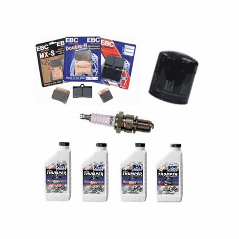 Deluxe Maintenance Tune Up Kit - Commander / Ranger / RZR / Rhino / Teryx / Prowler