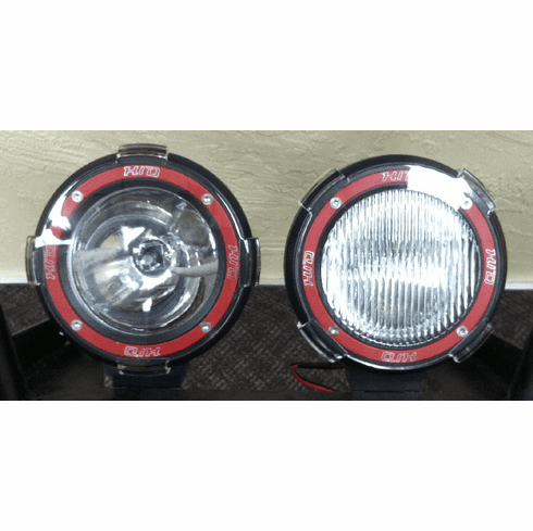 Dual Purpose 35w HID Offroad Light 2-In-1 Spot and Driving