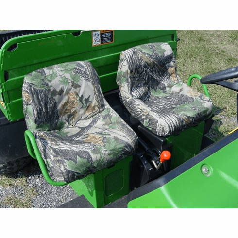 John Deere Gator High Back Seat Covers