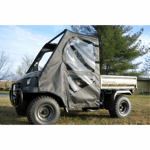 Kawasaki Mule 30003010 Soft Door Rear Window Combo
