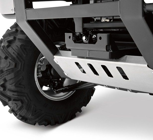 Snow Tires For Sale >> Kawasaki Mule Pro-FX | Pro-FXT Winch Mount