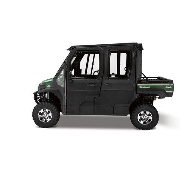 Kawasaki Mule Pro Fxt Hard Roof And Frame