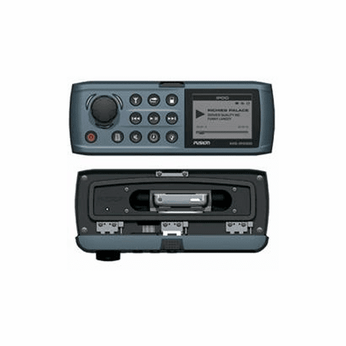 UTV Marine Stereo Head Unit - Grey