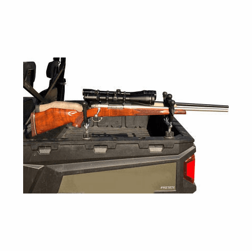 Moose Polaris Ranger Bed Mount Gun Rack