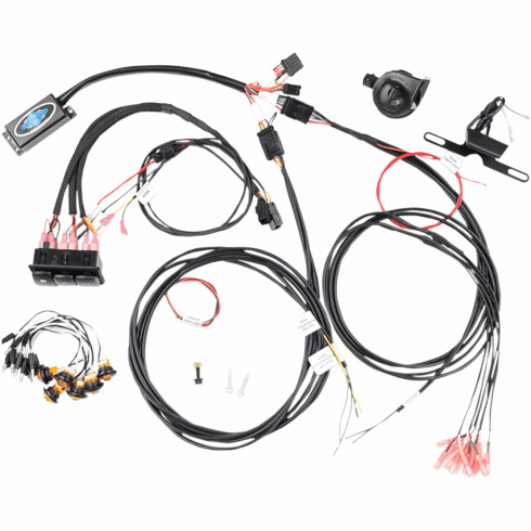 Moose Utility Division Street Kit with Rocker Switches