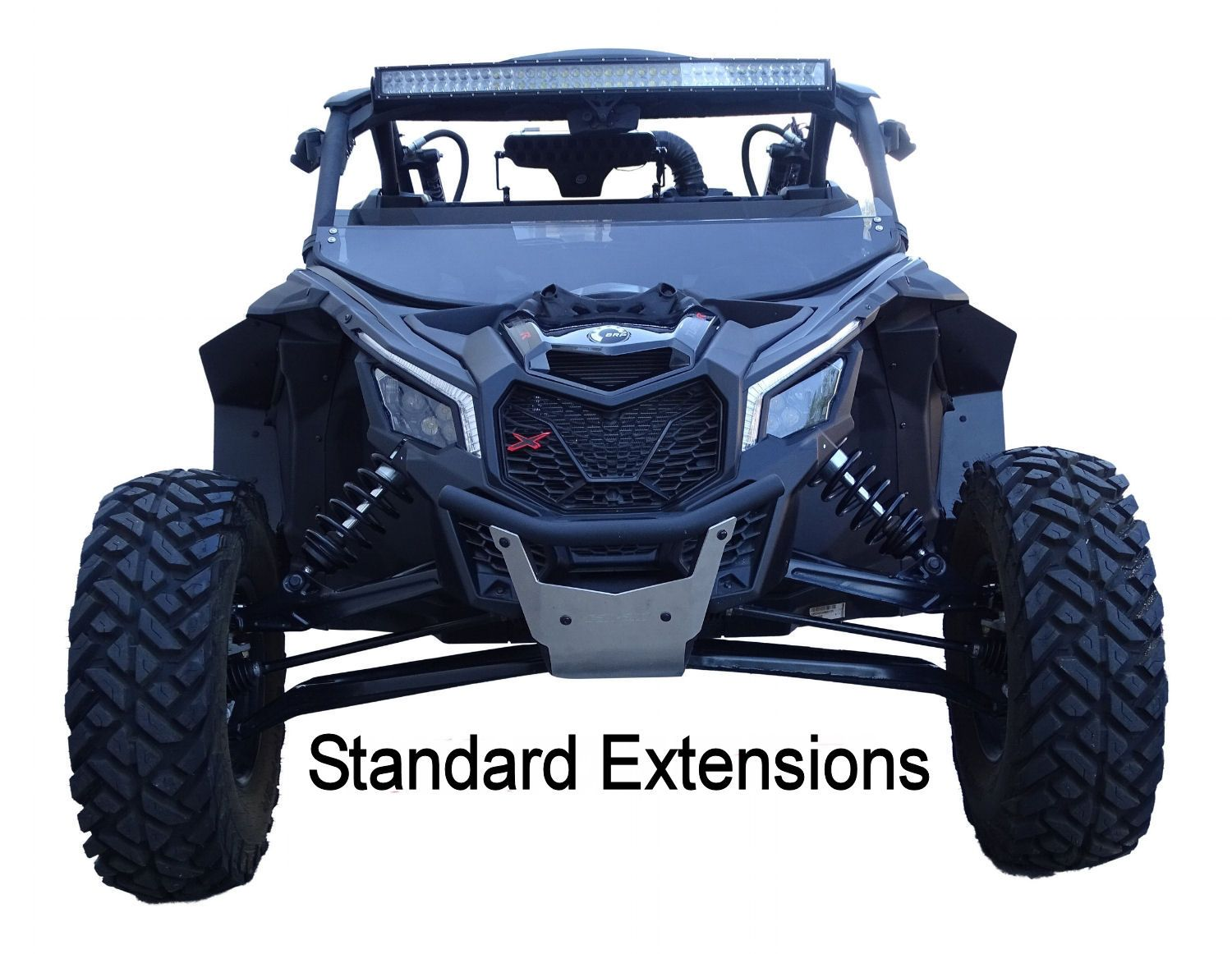 Mudbusters Can Am Maverick X3 Fender Flares