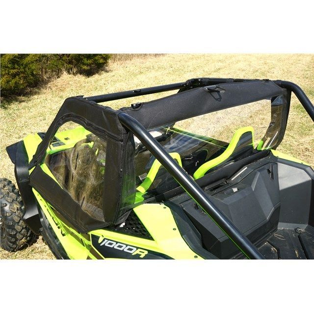Over Armour Honda Talon 1000 Soft Door Rear Window Combo
