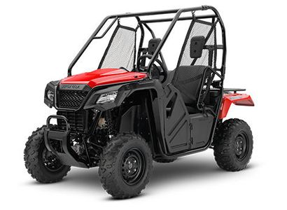Honda Pioneer 500 Parts and Accessories | Side By Side Stuff