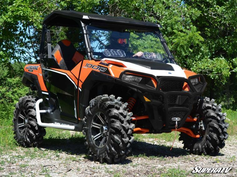 Polaris General Front Brush Guard By Superatv