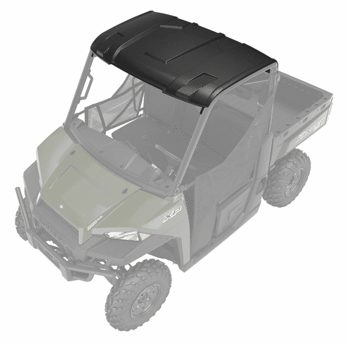 Polaris Ranger Poly 3 Seat Premium Roof With Lock Amp Ride
