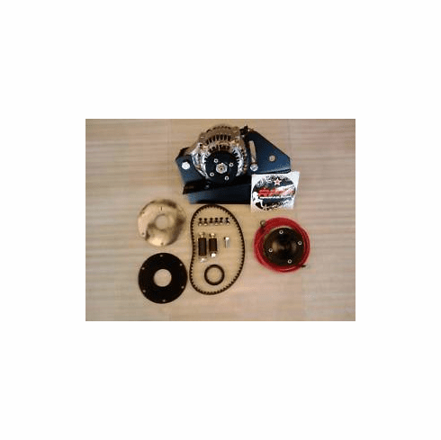Polaris Ranger Full Size| 700 | 800 | Crew Alternator Kit