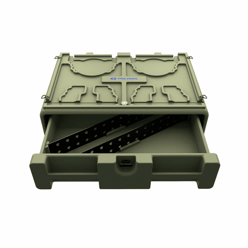 Polaris Ranger Gear Vault