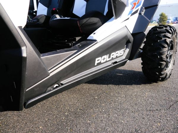 Polaris Rzr 1000 Xp Skid Plate With Rock Gliders Sliders