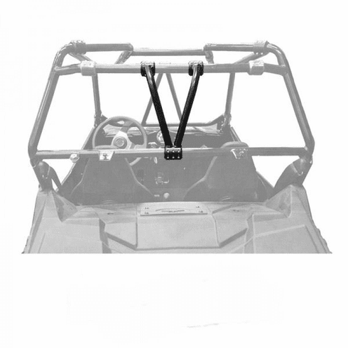 Polaris Rzr 170 Bolt On Rear Intrusion Bar By Factory Utv